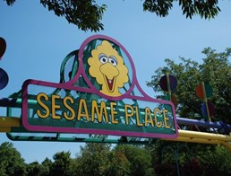 Image of Sesame Place® Theme Park